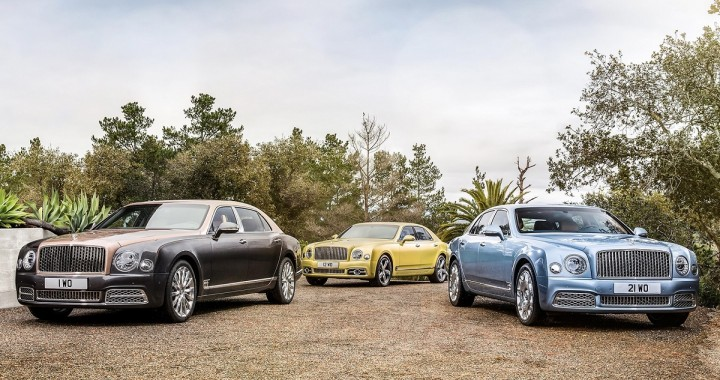bentley-mulsanne-family